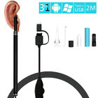 USB Endoscope Ear Cleaner Visual Cleansing Spoon Inspection Multifunctional Tool
