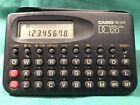 CASIO DC-210. Data-Cal 120 Calculator Vintage Unit