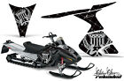 AMR SNOWMOBILE SKI DOO RT SLED GRAPHICS WRAP KIT RELOAD