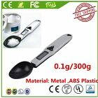 300g/0.1g Electronic LCD Digital Spoon Weight Food Scale Gram Kitchen Lab Scale