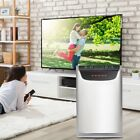 3 Speed Air Purifier Powerful HEPA Carbon Ion Air Cleaning Multiple Layers
