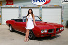 1970 Pontiac GTO  1970 Pontiac GTO Convertible Matching #s 400 1Family Owned Low Mileage PHS Docs