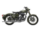 Royal Enfield Classic 500 Military - Battle Green 2017 Royal Enfield Classic 500
