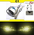 LED Kit C1 60W 881 3000K Yellow Two Bulbs Head Light Replacement Snowmobile