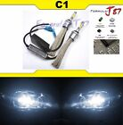 LED Kit C1 60W 881 5000K White Two Bulbs Head Light Replacement Snowmobile