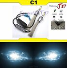 LED Kit C1 60W 881 6000K White Two Bulbs Head Light Replacement Snowmobile