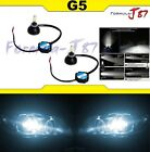 LED Kit G5 48W 881 6000K White Two Bulbs Head Light Replacement Snowmobile