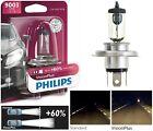 Philips VIsion Plus 60% 9003 HB2 H4 60/55W One Bulb Head Light Lamp Snowmobile