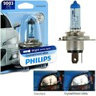 Philips Crystal Vision Ultra 9003 HB2 H4 60/55W One Bulb Head Light Snowmobile