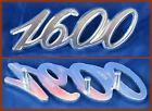 ALFA ROMEO GIULIA NUOVA SUPER - Logo badge emblem 1600