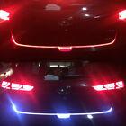 4 Colors Flow Type LED Car Tailgate Light Strip Brake Driving Turn Signal Lamp