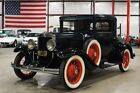 1929 Other -- 1929 Chevrolet Coupe  10376 Miles Buddha Blue Coupe 6 Cylinder Manual