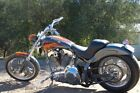 1997 Custom Built Motorcycles Chopper  1997 Custom Built Chopper , 600 Miles, been in Show room almost all its life