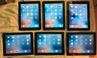 Lot of 6 ** Apple iPad 2 Gen 16gb -- working shape and activation ready