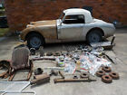 1961 Austin Healey Sprite  1961 AUSTIN HEALEY BUG EYE NUMBER MATCHING CERTIFIED SPRITE