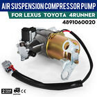 ro Air Suspension Compressor Pump For Lexus GX470 Toyota 4Runner 4.7L 4Door Cool
