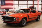 1970 Mustang Boss 302 1970 Ford Mustang Boss 302 58068 Miles Calypso Coral Fastback 302cid V8 5 Speed