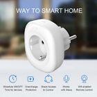 2pcs Remote Control WiFi Smart Power Socket Timer Switch Outlet EU Plug