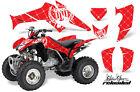 ATV Decal Graphics Kit Quad Sticker Wrap For Honda TRX250X 2006-2018 RELOAD W R