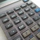 TI-35 Plus Scientific Calculator - works, needs battery