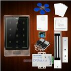 Waterproof Anti-Vandal 13.56Mhz IC Metal Access Control System with Touch Keypad