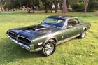 1968 Mercury Cougar Standard 1968 Mercury Cougar GT-E four speed Tribute Car