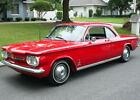 1962 Chevrolet Corvair MONZA SPYDER CLUB COUPE - 52K MI BEAUTIFUL LONG TIME FLORIDA CAR - 1962 Chevrolet Corvair Monza Spyder - 52K MI