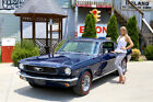 1966 Ford Mustang  1966 Ford Mustang Fastback 289 Four Speed Power Steering Disc Brakes