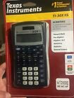 Texas Instruments TI-30X IIS Scientific Calculator *Choose Color*