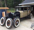1929 Packard Packard  Vintage Packard 4 Door Club Sedan / Partially Restored
