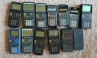 Texas Instruments Calculator Lot TI 83 Plus TI 30XA TI 31 Solar Lot of 10