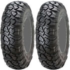 Pair 2 ITP UltraCross R-Spec 34x10-17 ATV Tire Set 34x10x17 34-10-17