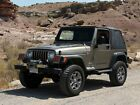 2003 Jeep Wrangler  2003 Jeep Wrangler TJ