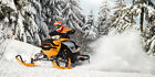 2019 skidoo xrs renegade 850 with adj pkg and 1.6 ice cobra track orange/silver