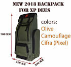 XP Deus backpack durable, comfortable, exclusive 2018 store and carry 3 colours
