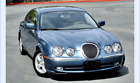2001 Jaguar S-Type  2001 blue Jaguar S-Type, all leather, great condition, 72,600 mi, San Diego, CA