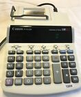 Canon P170-DH calendar and clock calculator 12 digit, 2 colors USED