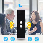 Real time Multi Language Translator Speech/ Text Translation Device with Aibecy