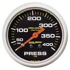 2-5/8 P/C Pressure Gauge 0-400psi - ATM5424