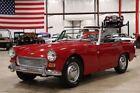 1967 Sprite -- 1967 Austin-Healey Sprite  41848 Miles Red Convertible 1275cc Inline 4 Cylinder