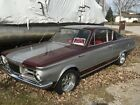 Plymouth: Barracuda 1965 Plymouth Valiant Barracuda