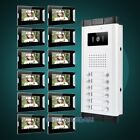 """7"""" TFT Video&Audio Smart Doorbell with One Button Unlock for Secure Home"""