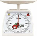 TANITA Analog cooking scale 1 kg Hello Kitty KA - 011 - KT NEW from Japan