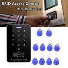 Security Waterproof Electric Door Keypad Lock Access Control ID Card System K3