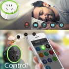 Durable Smart Wifi Plug Remote Control Socket Power Supply Home Safety White