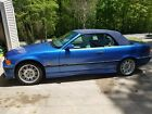 1999 BMW M3 E36 1999 BMW M3 E36 Convertible