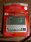 NIB Franklin Merriam-Webster Electronic Dictionary Thesaurus Translator MWD-1490