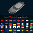 Smart Voice Translator 50 Languages Pocket WIFI Handy Real Time Trans 2-way I6I4
