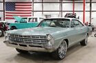 1967 Galaxie 500 1967 Ford Galaxie 500 30130 Miles Light Green Coupe 390 V8 Automatic