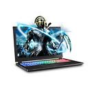 "SAGER NP8955 0.73"" Thin & Light Gaming Laptop, 15.6"" FHD IPS 144Hz 5ms Display,"